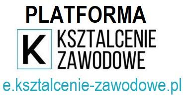Platforma Kształcenie zawodowe